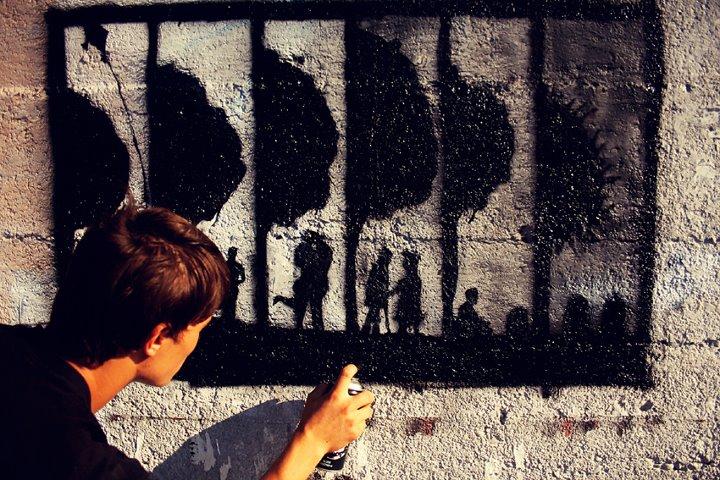 Graffiti - Bosh Festival Gevgelija
